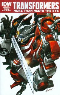 Transformers More Than Meets The Eye #41 Incentive Kotteri Variant