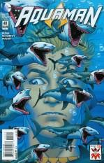 Aquaman Vol 5 #41 Variant Walter Simonson The Joker 75th Anniversary