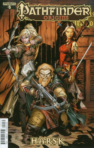 Pathfinder Origins #5 Variant Sean Izaakse Subscription
