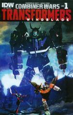 Transformers Windblade Combiner Wars #1 Variant Livio Ramondelli Subscription Cover (Combiner Wars Part 1)