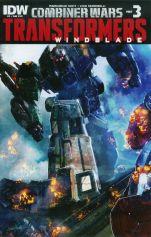 Transformers Windblade Combiner Wars #2 Variant Livio Ramondelli Subscription Cover (Combiner Wars Part 3)