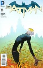 Batman Vol 2 #43 Regular Greg Capullo