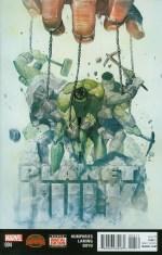 Planet Hulk #4 Regular Michael Del Mundo