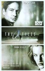 X-Files Season 11 #1 Regular Menton3