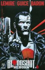 Bloodshot Reborn #6 Variant Garry Brown