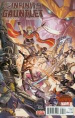 Infinity Gauntlet Vol 2 #4 (Secret Wars Warzones Tie-In) Dustin Weaver