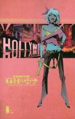 Tokyo Ghost #1 Variant Sean Murphy