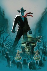 Will Eisners Spirit #3 Incentive Eric Powell Virgin