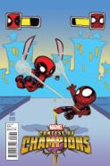 Contest Of Champions Vol 3 #1 Variant Skottie Young Baby