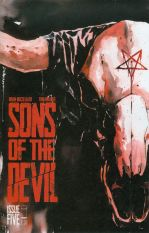 Sons Of The Devil #5 Variant Dustin Nguyen