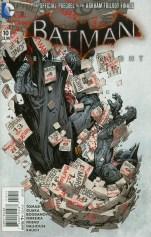 Batman Arkham Knight #10 Viktor Bogdanovic
