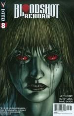 Bloodshot Reborn #8 Variant Glenn Fabry