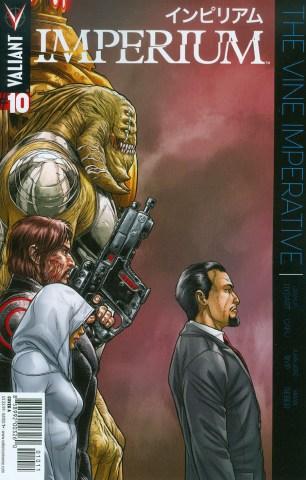 Imperium #10 Regular Juan Jose Ryp
