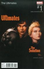 Ultimates Vol 4 #1 Variant Mike Deodato Jr Marvel Hip-Hop