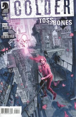 Colder Toss The Bones #4 Juan Ferreyra