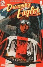 Dreaming Eagles #1 Regular Francesco Francavilla