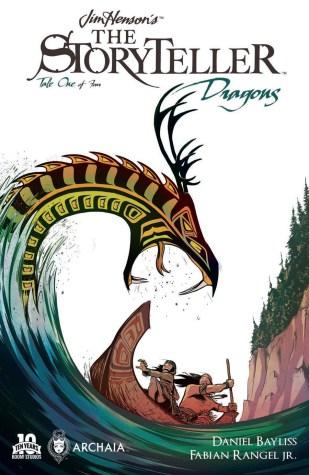 Jim Hensons Storyteller Dragons #1 Regular Daniel Bayliss