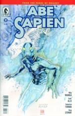 Abe Sapien #31 Variant David Mack