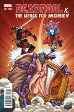 Deadpool And The Mercs For Money #1 Variant Ron Lim