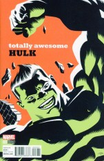 Totally Awesome Hulk #3 Incentive Michael Cho Variant
