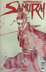 Samurai (Titan Comics) #1 Variant David Mack Subscription