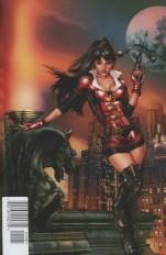 Vampirella Vol 6 #1 Rare Jay Anacleto Virgin Connecting
