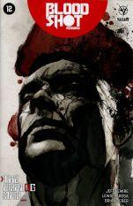 Bloodshot Reborn #12 Incentive Roberto De La Torre Variant