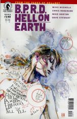 BPRD Hell On Earth #140 Variant David Mack