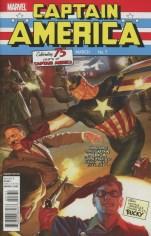 Captain America Sam Wilson #7 Incentive Alex Ross Classic Variant