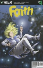 Faith (Valiant Entertainment) #4 Incentive Colleen Coover Variant