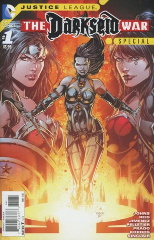 Justice League Darkseid War Special #1 Regular Jason Fabok