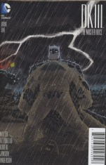 Dark Knight III The Master Race #1 DF Graham Crackers Exclusive Darwyn Cooke Variant
