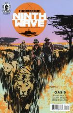 Massive Ninth Wave #6 Gary Brown