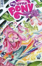 My Little Pony Friendship Is Magic #42 Variant Sara Richard Subscription