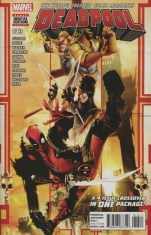 Deadpool Vol 5 #13 Regular Francisco Herrera