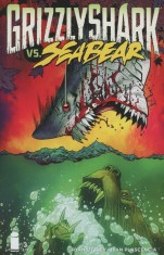 Grizzly Shark #3 Ryan Ottley