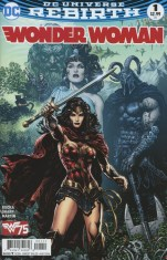 Wonder Woman Vol 5 #1 Regular Liam Sharp
