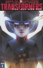 Transformers Till All Are One #2 Regular Sara-Pitre Durocher
