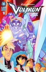 Voltron Legendary Defender #1 Incentive Khary Randolph Variant