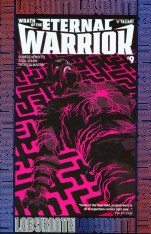 Wrath Of The Eternal Warrior #9 Regular Raul Allen