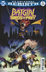 Batgirl And The Birds Of Prey #2 Variant Kamome Shirahama