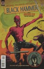 Black Hammer #3 Variant Jeff Lemire