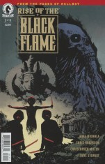 Rise Of The Black Flame #1 Laurence Campbell