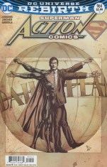 Action Comics Vol 2 #964 Variant Gary Frank