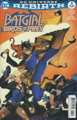 Batgirl And The Birds Of Prey #3 Variant Kamome Shirahama