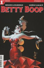 Betty Boop #1 Regular Howard Chaykin