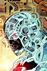 Cyborg Vol 2 #4 Regular Paul Pelletier & Tony Kordos