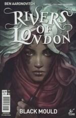 Rivers Of London Black Mould #1 Variant Anna Dittmann