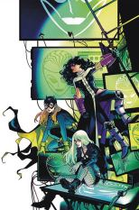 Batgirl And The Birds Of Prey #4 Variant Kamome Shirahama