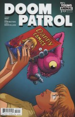 Doom Patrol Vol 6 #3 Regular Nick Derington